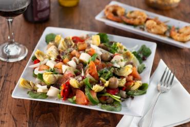 Artichoke Mixed Salad